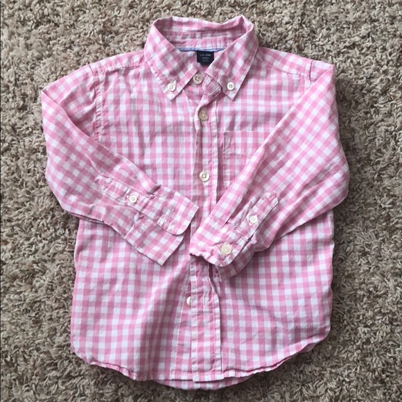 c313cd1ac533 GAP Other - Toddler Boys Baby Gap Button Down Shirt